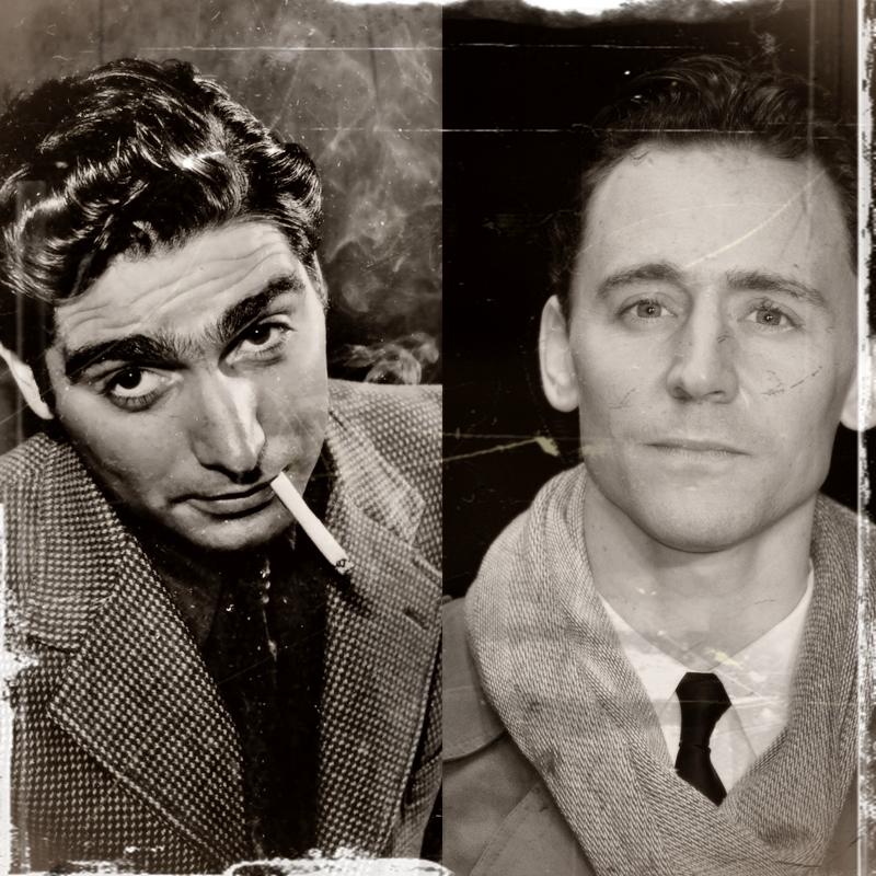Tom Hiddleston to play Robert Capa